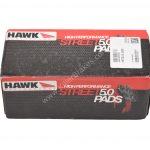 Front Hawk Performance HB731B.620 Brake Pads HPS 5.0 Audi Rs6 C7 Rs7 4G