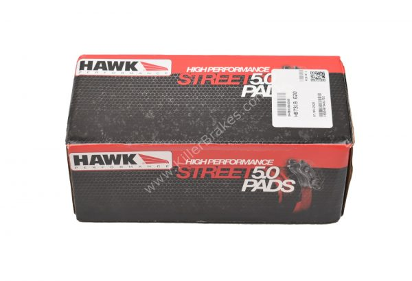 Front Hawk Performance HB731B.620 Brake Pads HPS 5.0 Audi Rs6 C7 Rs7 4G