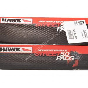 Audi Rs6 C7 Rs7 4G Rear HB823B.652 Hawk Performance HPS 5.0 Brake Pads