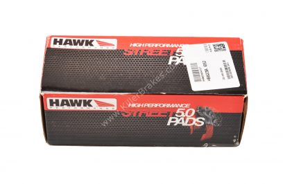 Rear Hawk Performance HB823B.652 Brake Pads HPS 5.0 Audi Rs6 C7 Rs7 4G Rs4 Rs5 B8