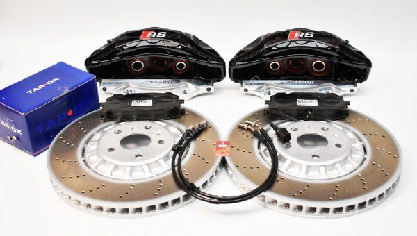 Audi Rsq3 2020 Akebono 6pot Brake kit 374x36mm New Black P&P MQB