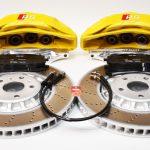 Audi Rsq3 2020 Akebono 6pot Brake kit 374x36mm New Yellow P&P MQB