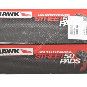 Audi S4 S5 B9 Rs4 Rs4 B9 Front HB865B.620 Hawk Performance HPS 5.0 Brake Pads