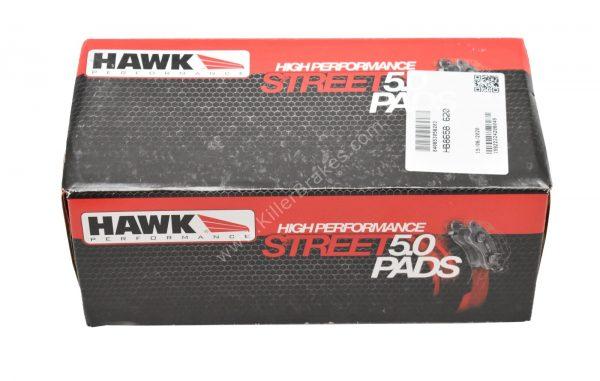Front HB865B.620 Hawk Performance HPS 5.0 Brake Pads Audi S4 S5 B9 Rs4 Rs4 B9 A6 C8 A7 4D