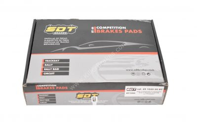 Front Audi TTS 8S SDT Racing Brake Pads 1066 25102500RT NEW