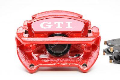Front Brake calipers VW Golf Mk7 GTI R Seat Cupra S3 8v Red New
