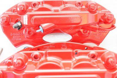 Porsche Macan Brembo 4pot Calipers MQB P&P Upgrade