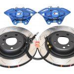 Bmw M Performance Rear 2pot Brembo Brake kit DBA 345x24mm Brake Discs New