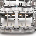 Front Audi TTRS 8S RS3 8v Ceramic Calipers 8v0615107E 8v0615108E Brembo 8pot NEW with storage signs- 132