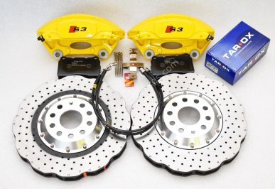 MQB Porsche Macan Brembo 4pot Track use Brake Kit NEW