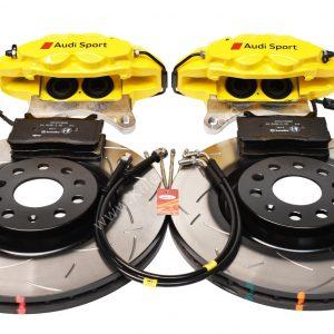 Brembo 4pot Brake kit DBA T3 340x30mm Brake discs NEW