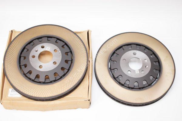 Audi Q7 SQ7 4M A8 E-Tron Front Brake Discs 4M0615301AP 400x38mm Pair New