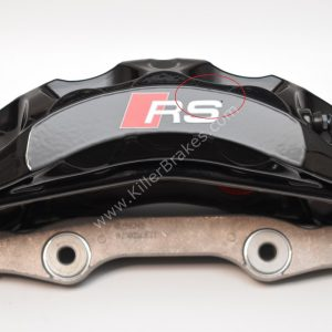 Audi RS4 8W RS5 F5 B9 Brake Caliper Saddle Black 8W0615106DL Right Side New minor sign