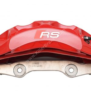 Audi RS4 8W RS5 F5 B9 Brake Caliper Saddle Red 8W0615106DK Right Side New