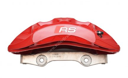 Audi RS4 8W RS5 F5 B9 Brake Caliper Saddle Red 8W0615106DK Right Side New