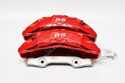 Audi RS4 8W RS5 F5 B9 Brake Calipers Saddles 8W0615105DK 8W0615106DK Red New