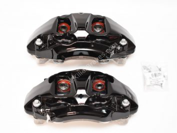 Audi RS4 8W RS5 F5 B9 Brake Calipers Saddles 8W0615105DL 8W0615106DL Black New