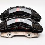 Audi RS4 8W RS5 F5 B9 Brake Calipers Saddles 8W0615105DL 8W0615106DL Black New