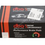 Golf 5 6 Scirocco Front DBA Brake Pads DB1849XP Xtreme Performance ECE R90 certified-41