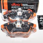 Golf 5 6 Scirocco Front DBA Brake Pads DB1849XP Xtreme Performance ECE R90 certified-42