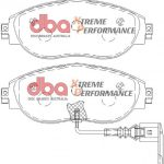 Front Audi S3 8v Mk7 R DBA Brake Pads DB8849XP Xtreme Performance