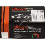 Audi S3 8v Mk7 R Front DBA Brake Pads DB8849XP Xtreme Performance