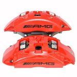 Front G63 AMG Brake Calipers Brembo 6Pot G-Class W463A W464