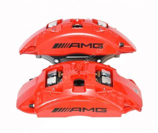 G63 AMG Brake Calipers Brembo 6Pot G-Class W463A W464