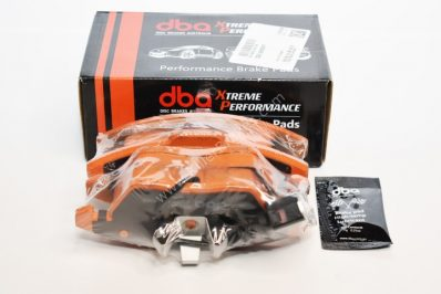 Golf 5 6 Scirocco Front DBA Brake Pads DB1849XP Xtreme Performance ECE R90 certified