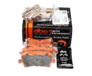 Rear Audi S3 8p Mk6 R20 DBA Brake Pads DB1865XP Xtreme Performance