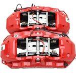 Audi RSQ3 F3 Ceramic Brake Kit Brembo 6pots 380x38mm Ceramic Discs RED NEW-3