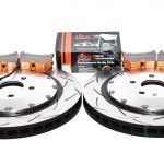 Audi TTRS 8S Brake Discs Pads Package DBA 53912SLVS 370x34mm DBA DB15005XP