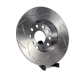 Rear DBA 2807S Brake Discs 286x12mm Street Series T2 Slotted New