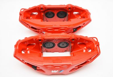 Front M Performance Red Calipers 6pot Brembo BMW OEM G01 G02 G20 G29 G30 G31 G11 G01 G02 G05 New