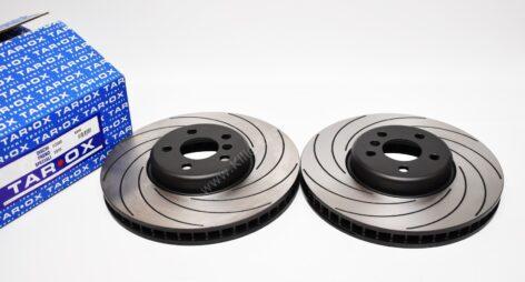 Front TAROX F2000 Brake discs 348x36mm 5550-F2000 BMW G20 G29 G30 G12 G01 Toyota Supra 3.0