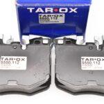Front TAROX Strada Brake Pads 5550.122 BMW G20 G29 G30 G12 G01 Toyota Supra 3.0- 5