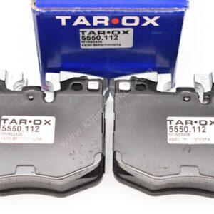 Front TAROX Strada Brake Pads 5550.122 BMW G20 G29 G30 G12 G01 Toyota Supra 3.0