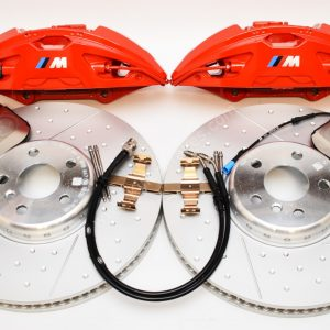 BMW M-Performance G20 sport brake retrofit kit red 4pot Brembo 374x36mm G01 G02 G29 G30 G31 G11 G01 G02 G05 New