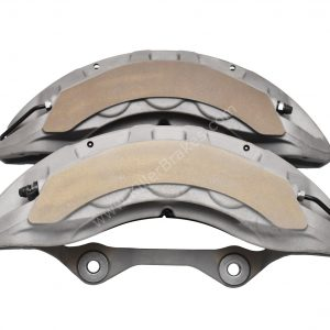 Front Audi E-Tron Brembo 6pot calipers 400x38mm 4KE615107B 4KE615108B A4 S4 A5 S5 Rs4 Rs5 B9 A6 C8 New