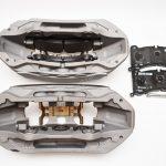 Front Audi E-Tron Brembo 6pot calipers 400x38mm 4KE615107B 4KE615108B A4 S4 A5 S5 Rs4 Rs5 B9 A6 C8 New- 8