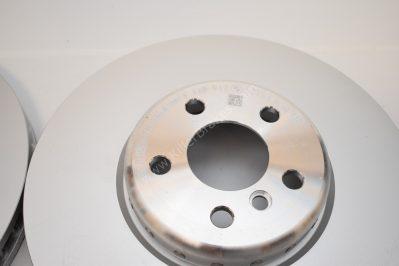 Front BMW Brake discs 374x36mm 34106895647 34106895648 BMW G20 G21