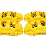 Porsche 991 GT3 GT3RS GT2RS Ceramic Calipers Brembo 99135142986 99135143086 99135242985 99135243985 NEW – 16