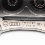Rear Audi Q7 4L 4pot Brembo Ceramic Calipers 4L0615407B 4L0615408B 370x30mm