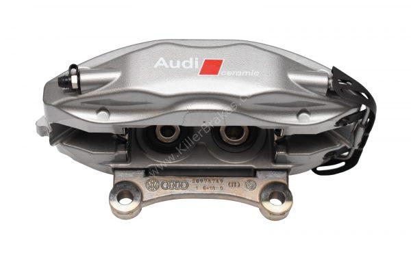 Rear Right side Audi Q7 4L 4pot Brembo Ceramic Caliper 4L0615408B 370x30mm