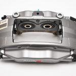 Rear Right side Audi Q7 4L 4pot Brembo Ceramic Caliper 4L0615408B 370x30mm- 4