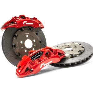 Racingline Big Brake Stage 3 Kit For VW/Audi MQB 355mm VWR650001-RED