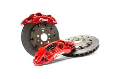 Racingline Big Brake Stage 3 Kit For VW/Audi MQB 355mm VWR650001-RED