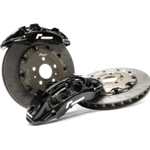 Racingline Big Brake Stage 3 Kit For VWAudi MQB 380mm VWR650003-BLK