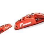 Racingline Performance Stage 2 Brake Kit 330mm Polo 6R/6C A1/S1 8X Ibiza 6J/6P VWR65P1GT-RED