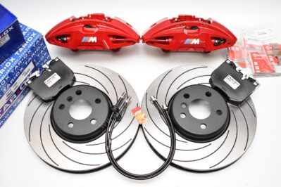 BMW M-Performance G Series Tarox retrofit kit 4pot Brembo 348x36mm G01 G02 G29 G30 G31 G11 G01 G02 G05 New